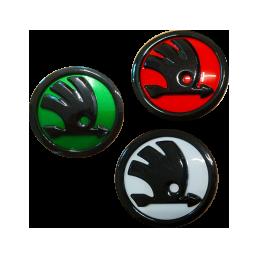 Lakovaná loga ŠKODA - různé barvy
